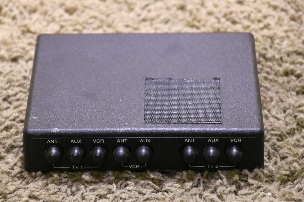 USED VCS-6 MAGNADYNE TV SWITCH BOX MOTORHOME PARTS FOR SALE RV Electronics