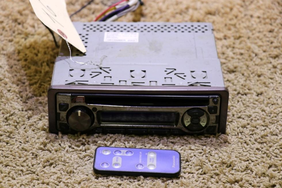 USED CQ-C1120U PANASONIC CD PLAYER RV PARTS FOR SALE RV Electronics