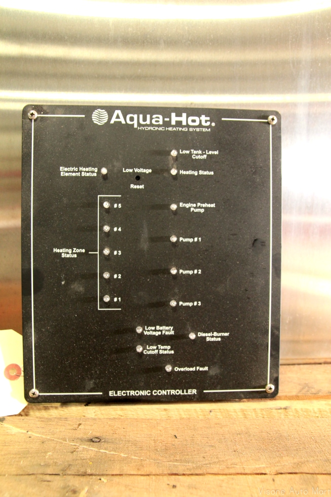 USED RV/MOTORHOME AQUA HOT ELECTRONIC CONTROL MODULE RV Appliances