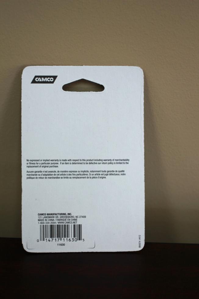 NEW RV/MOTORHOME CAMCO DRAIN PLUGS - 2 PACK 1/2 PN: 11630 RV Appliances