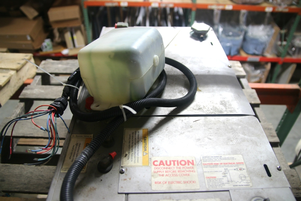 USED RV/MOTORHOME HURRICAINE DIESEL HOT WATER HEATING SYSTEM PN: 45-XL (45XL) RV Appliances
