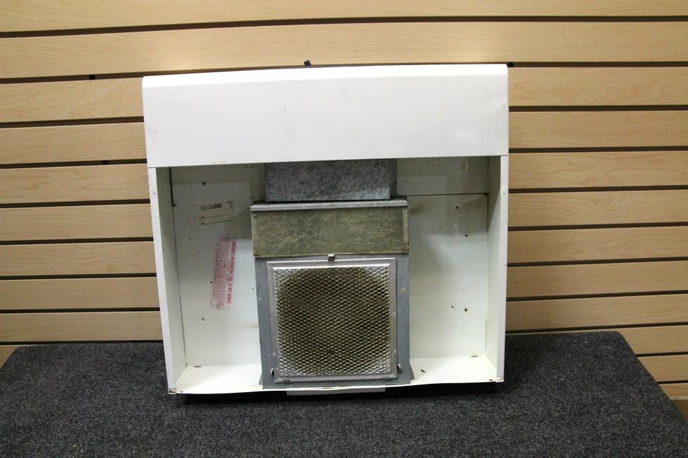 USED RV OVEN RANGE HOOD WHITE SIZE: 22W x 20D x 5T RV Appliances