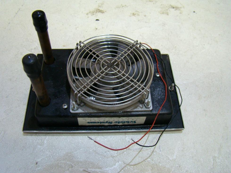 RV/ MOTORHOME VEHICLE SYSTEM FANS SIZE: 8 1/2 X 5 1/2  RV Appliances