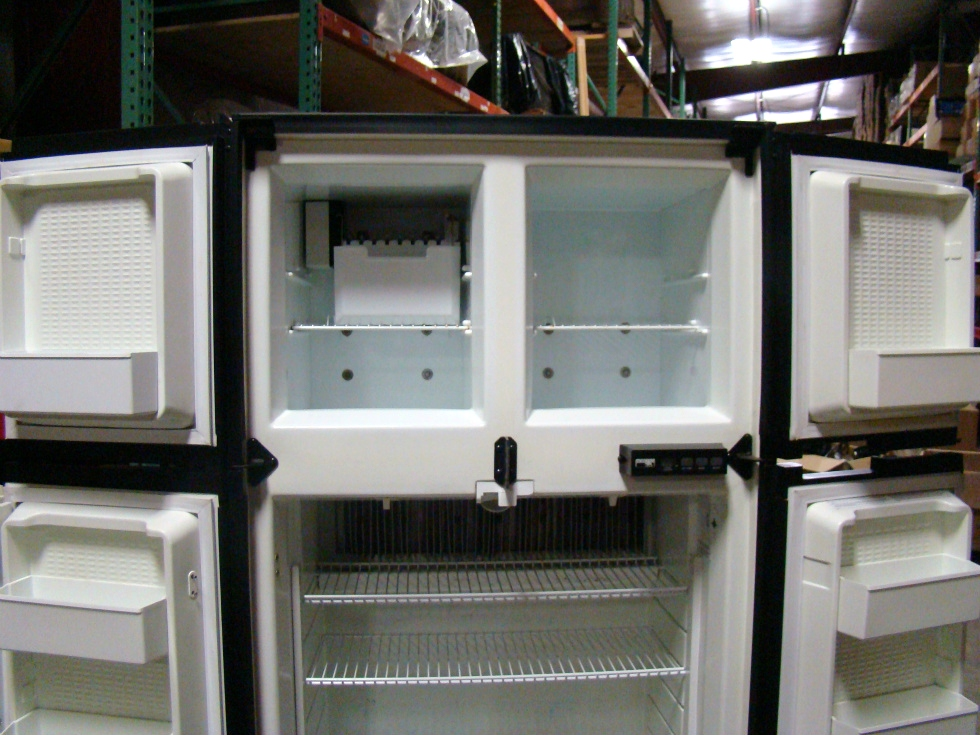 USED RV MOTORHOME FRIDGE FOR SALE | NORCOLD 1200 LRIM ULTRALINE REFRIGERATOR RV Appliances