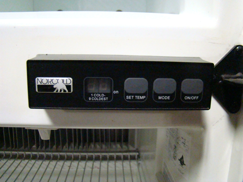 USED RV/MOTORHOME NORCOLD 1200 LRIM ULTRALINE REFRIGERATOR RV Appliances