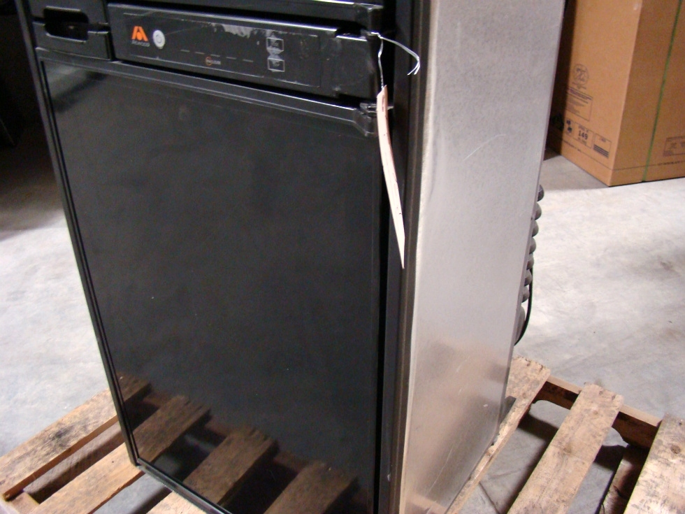 USED RV/MOTORHOME BLACK ATWOOD HELIUM REFRIGERATOR HE-0601 FOR SALE RV Appliances