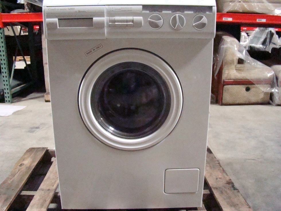 USED RV/MOTORHOME SPLENDIDE COMB-O-MATIC 6000 WASHER/DRYER COMBO FOR SALE RV Appliances