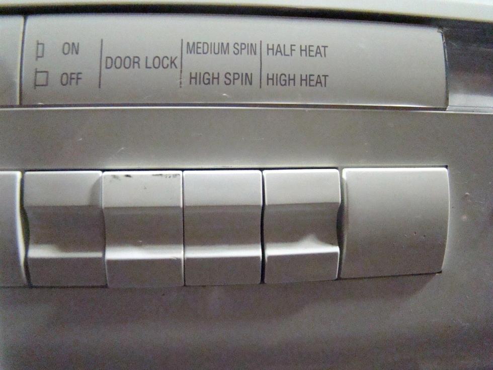 Rv Appliances Used Rv Motorhome Splendide Comb O Matic