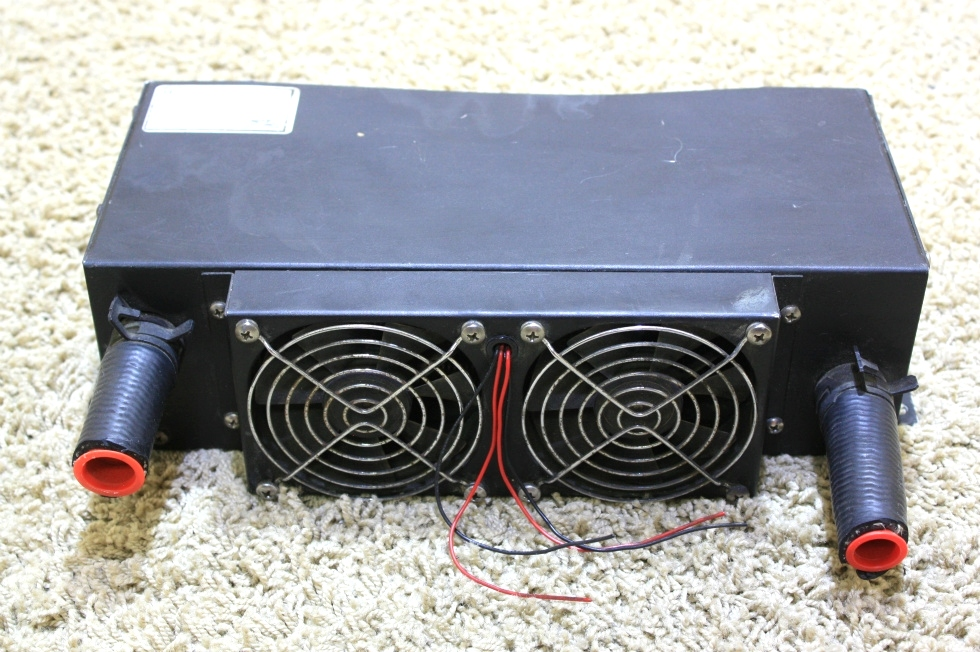 USED AQUA HOT HEATER CRAFT HEAT EXCHANGER SERIES 07011175 RV PARTS FOR SALE RV Appliances