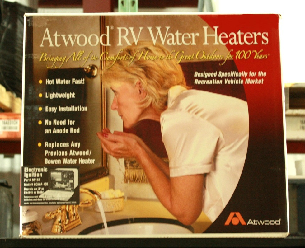 MOTORHOME PARTS ATWOOD WATER HEATER GCH6A-10E RV APPLIANCES FOR SALE RV Appliances