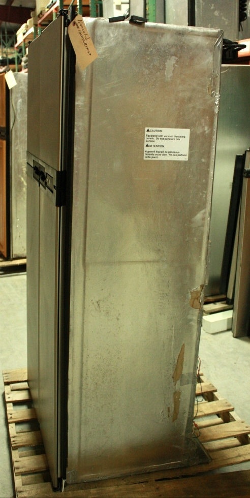 USED NORCOLD STAINLESS 1200LRIM RV REFRIGERATOR FOR SALE RV Appliances