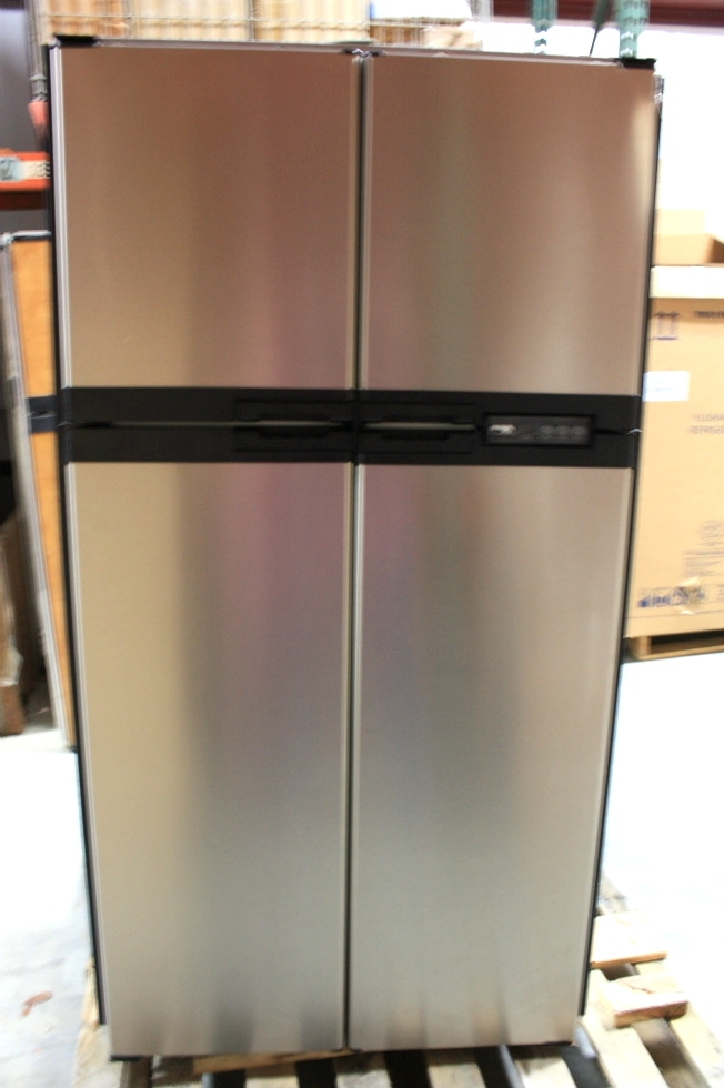 USED NORCOLD 1200LRIMSS RV STAINLESS REFRIGERATOR FOR SALE RV Appliances