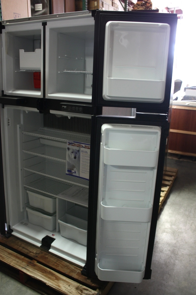 FOUR DOOR RV REFRIGERATOR FOR SALE | NORCOLD  RV REFRIGERATOR 1210IM RV Appliances
