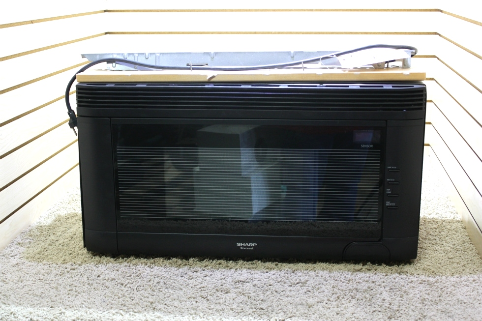 USED RV/MOTORHOME SHARP CAROUSEL MICROWAVE OVEN R-1510 FOR SALE RV Appliances