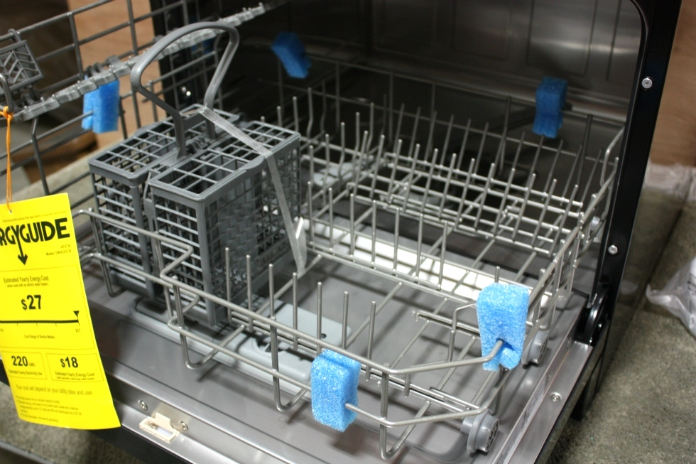 WESTLAND VESTA DWV322CB COUNTER TOP DISHWASHER RV APPLIANCES FOR SALE RV Appliances