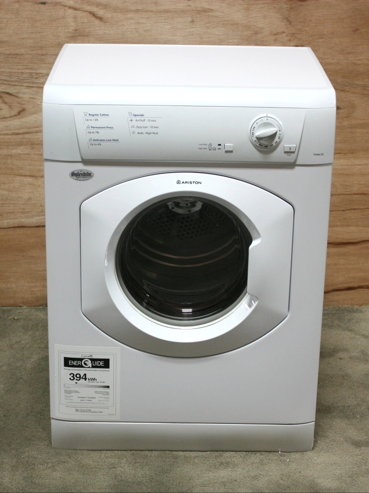 Rv Appliances Motorhome Stackable Dryer Tvm63xna Rv