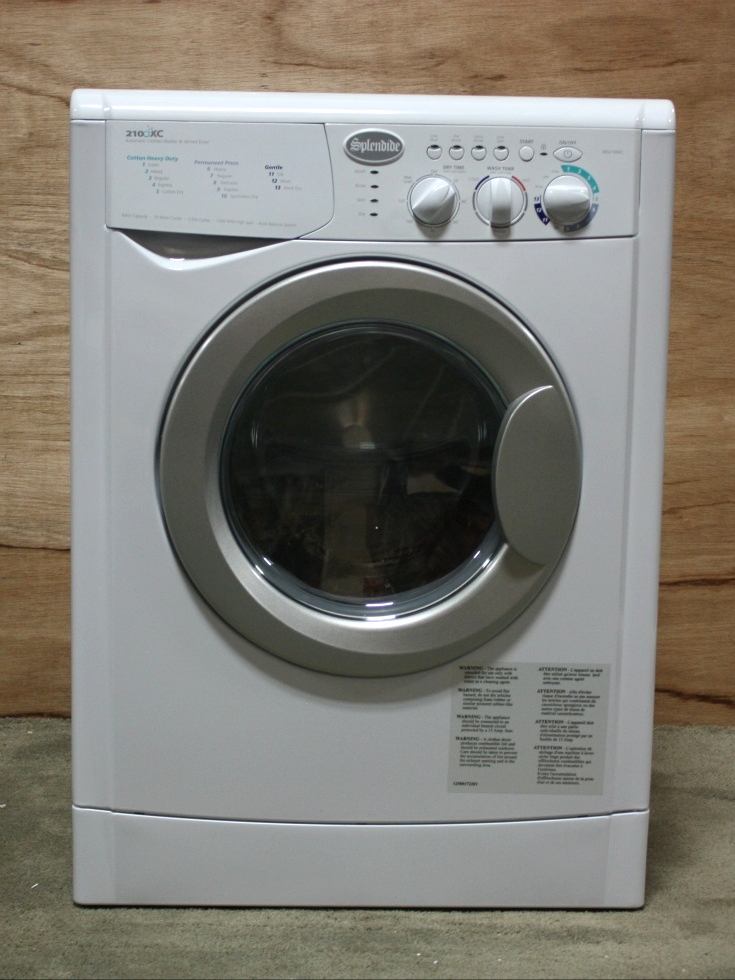 Rv Appliances New Splendide Extra High Capacity Washer