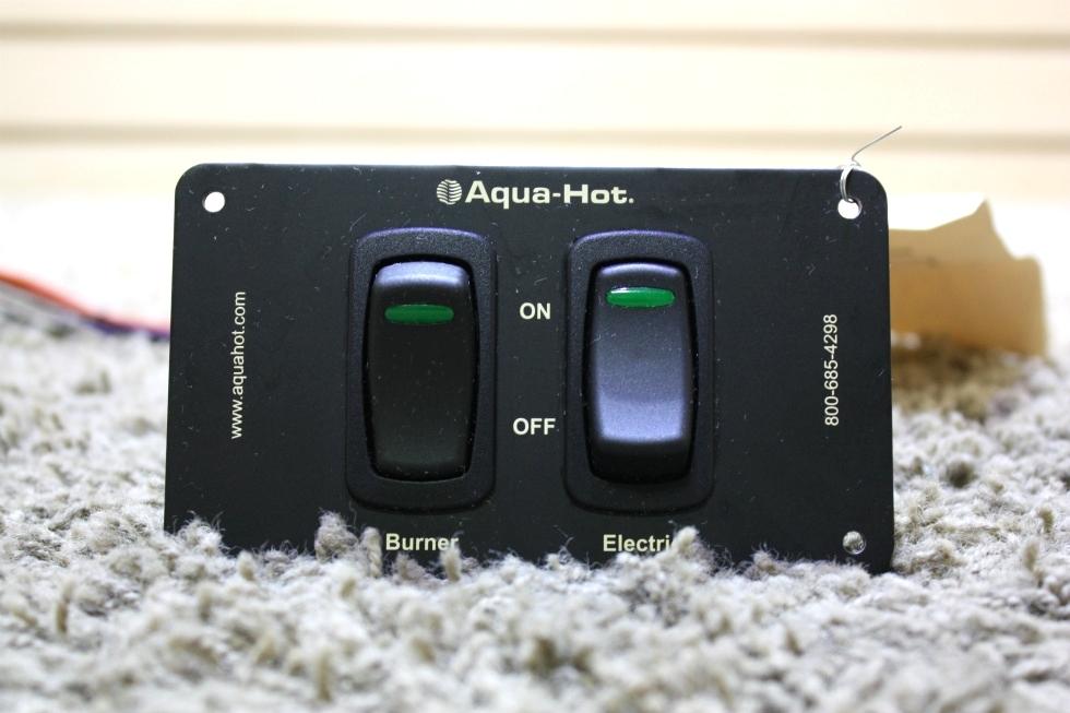 USED RV AQUA-HOT SWITCH PANEL FOR SALE RV Appliances