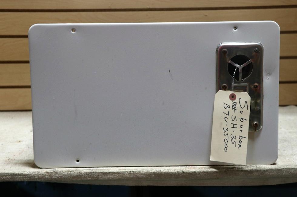 USED SH-35 SUBURBAN RV 35,000 BTU FURNACE FOR SALE RV Appliances