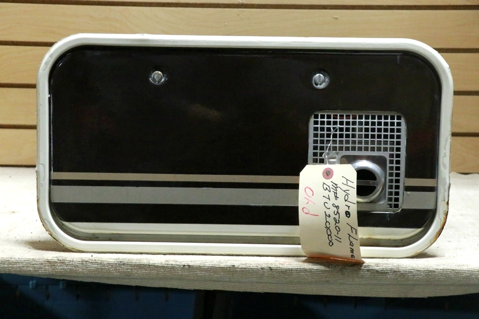 USED MOTORHOME 8520-II HYDRO FLAME FURNACE FOR SALE RV Appliances