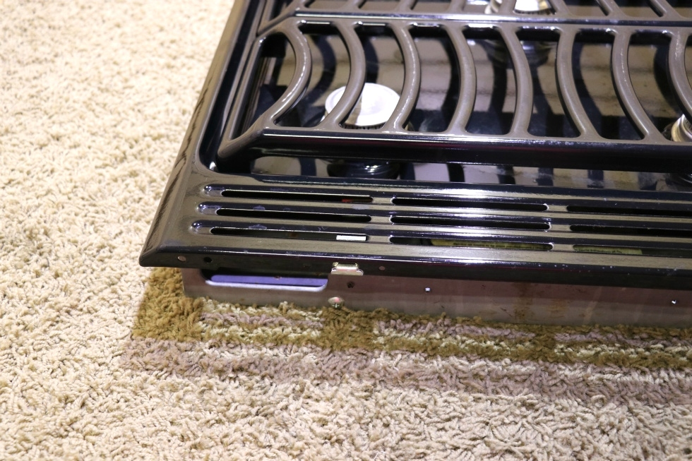 USED RV ATWOOD HIGH OUTPUT 3 BURNER COOK TOP C-A31BPN FOR SALE RV Appliances