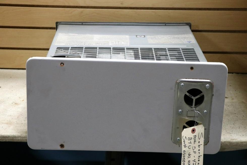 USED RV 40,000 BTU SF-42 SUBURBAN FURNACE FOR SALE RV Appliances