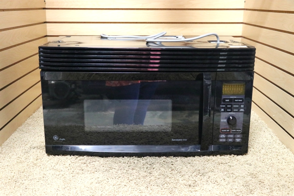 USED RV JVM1490BD 003 GE SPACEMAKER CONVECTION MICROWAVE FOR SALE RV Appliances
