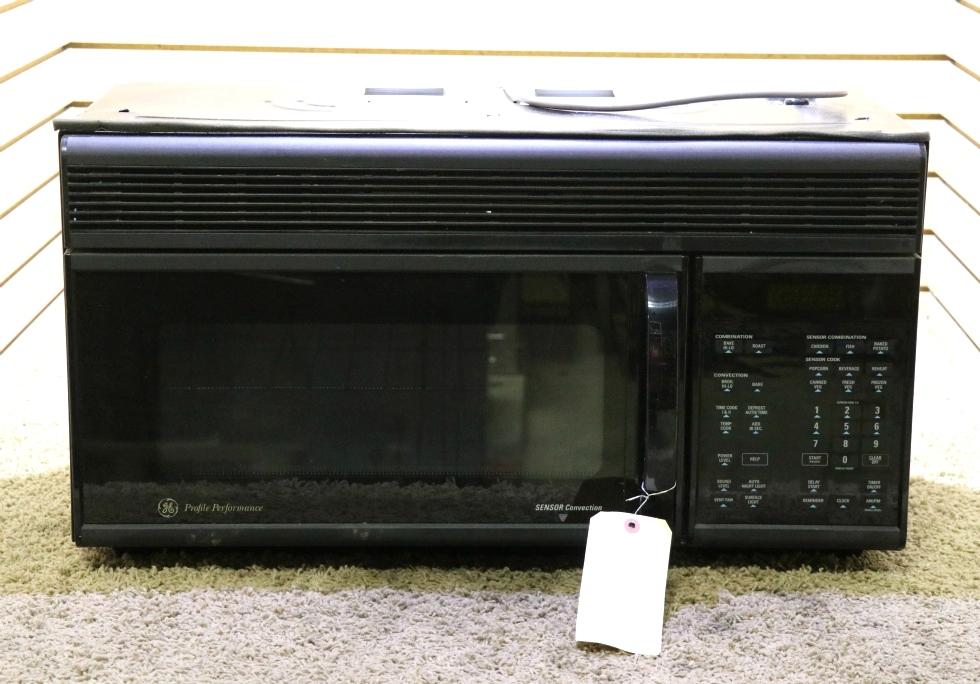 USED JVM1190BY001 GE RV MICROWAVE/CONVECTION OVEN MOTORHOME APPLIANCES FOR SALE RV Appliances
