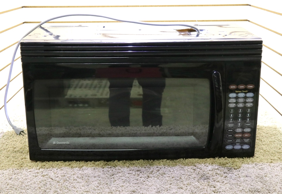 USED RV DOTRC17B DOMETIC MICROWAVE CONVECTION OVEN MOTORHOME APPLIANCES FOR SALE RV Appliances