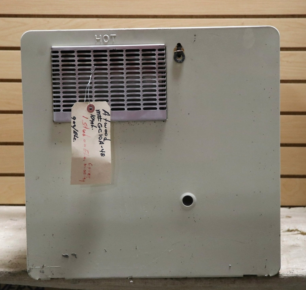 USED ATWOOD GC10A-4E 10 GALLON RV WATER HEATER FOR SALE RV Appliances