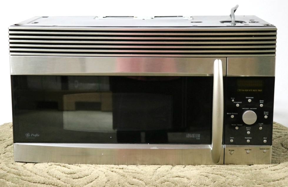 GE ADVANTIUM 120 SCA1001HSS03 USED MOTORHOME SPEEDCOOK OVEN FOR SALE RV Appliances