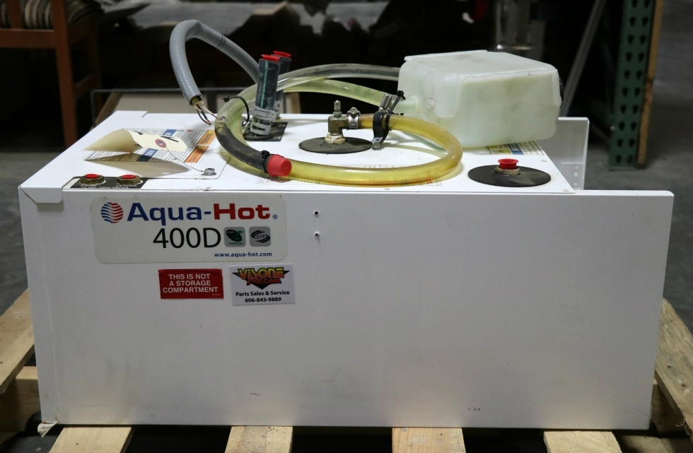 USED RV AHE-400-D01 AQUA-HOT HEATING SYSTEMS FOR SALE RV Appliances