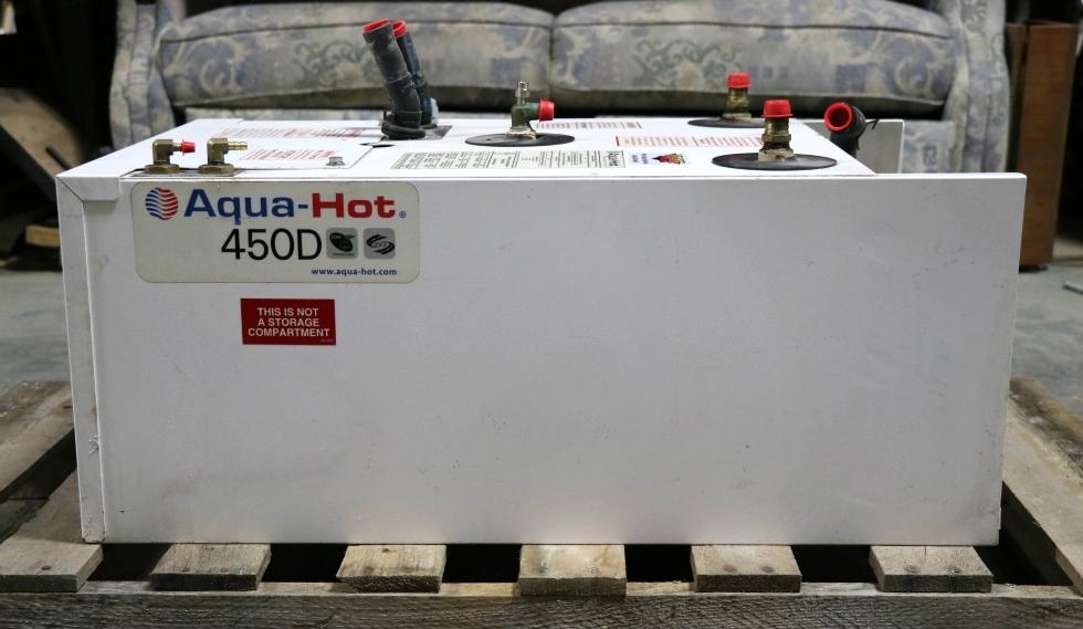 USED MOTORHOME AQUA-HOT AHE-450-DE4 HYDRONIC HEATING SYSTEM FOR SALE RV Appliances