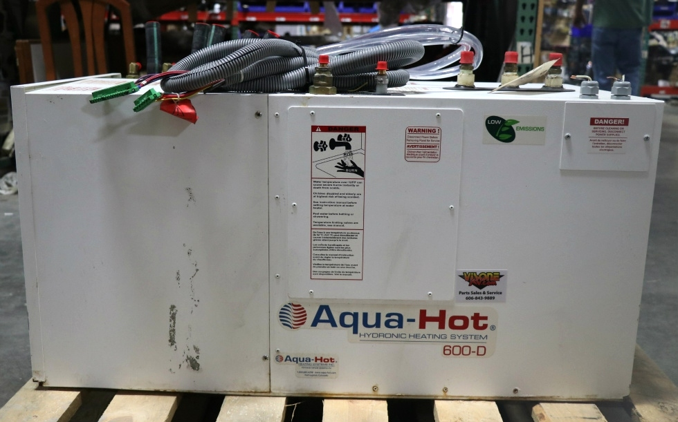 AHE-600-D03 USED MOTORHOME AQUA-HOT HYDRONIC HEATING SYSTEM FOR SALE RV Appliances
