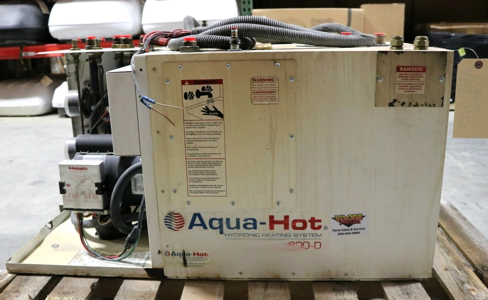 AQUA-HOT 600-D USED RV AHE-600-D02 HYDRONIC HEATING SYSTEM FOR SALE RV Appliances