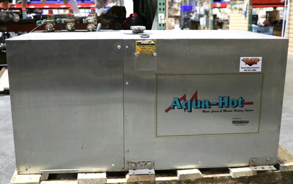 USED MOTORHOME AQUA-HOT 431-12 HEATING SYSTEM FOR SALE RV Appliances