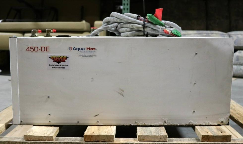 AQUA-HOT 450-DE AHE-450-DE1 USED RV HYDRONIC HEATING SYSTEM FOR SALE RV Appliances