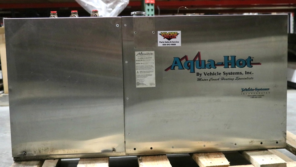 USED RV AQUA-HOT AHE-100-02S HEATING SYSTEM FOR SALE RV Appliances