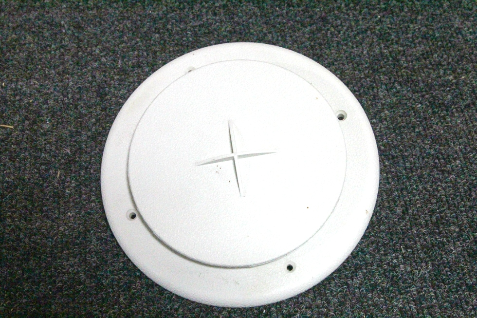 USED RV/MOTORHOME 7 INCH ROUND WHITE CEILING VENTS *OUT OF STOCK* RV Interiors