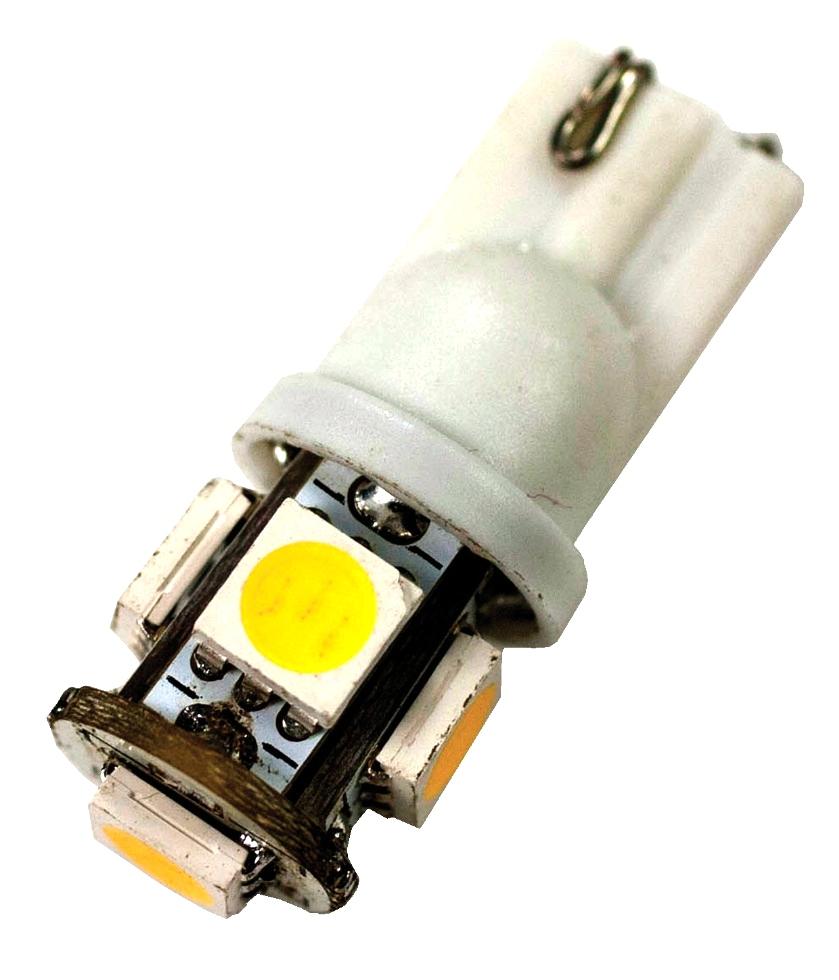 NEW RV/MOTORHOME ARCON 12V SOFT WHITE 5 LED REPLACEMENT BULB PN 50568 RV Interiors