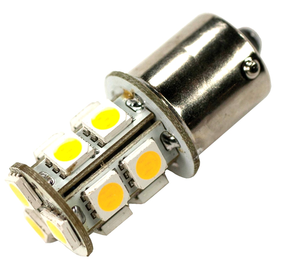 NEW RV/MOTORHOME ARCON 12V SOFT WHITE 13 LED REPLACEMENT BULB PN 50455 RV Interiors