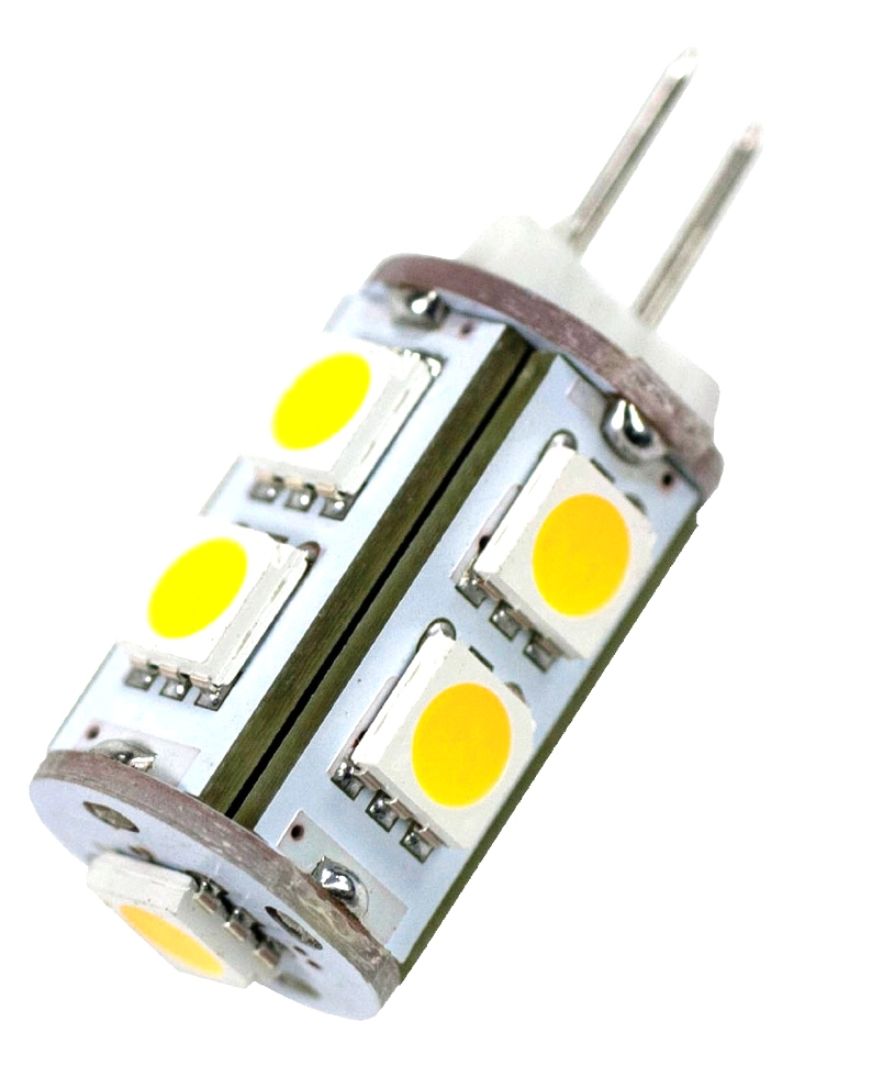 NEW RV/MOTORHOME ARCON 12V SOFT WHITE 9 LED REPLACEMENT BULB TUBE PN: 50527 RV Interiors