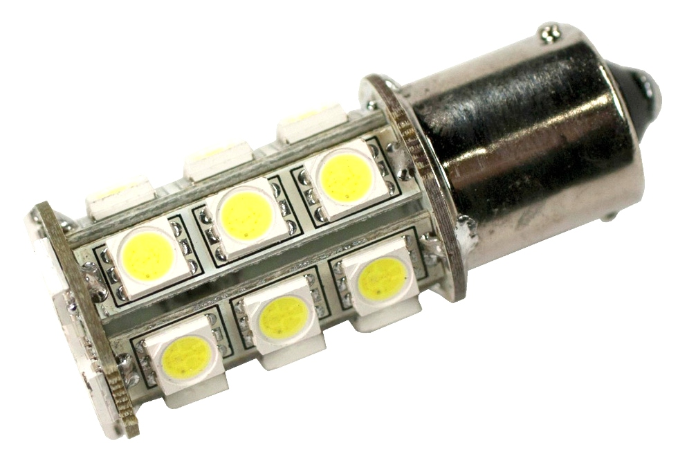 NEW RV/MOTORTHOME ARCON BRIGHT WHITE 12V 18-LED BULB PN: 50373 RV Interiors