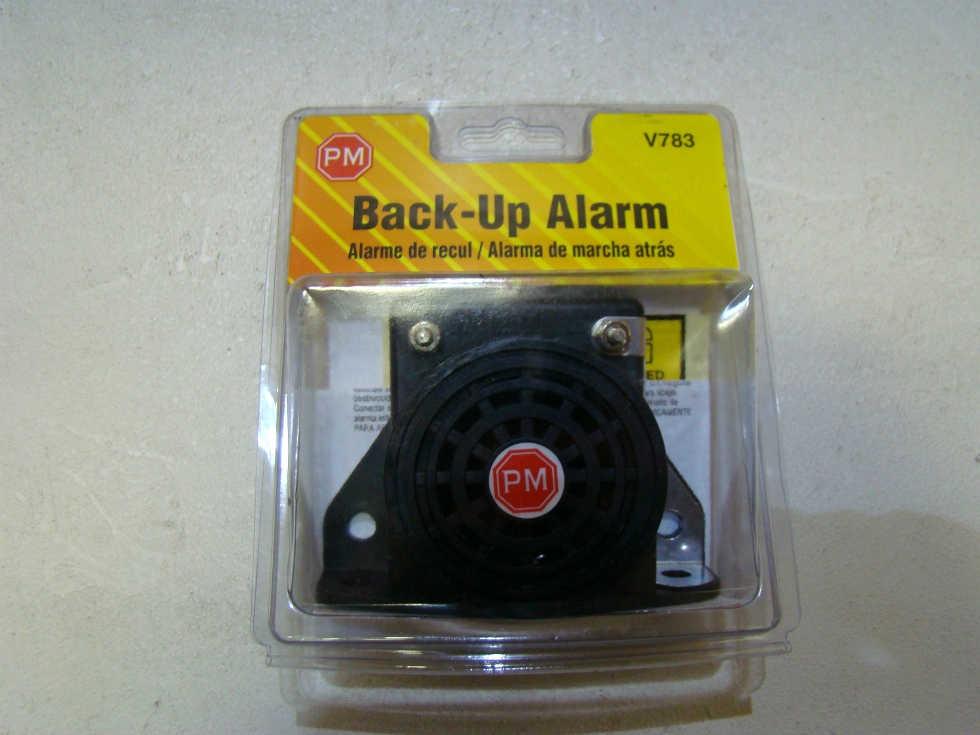 NEW RV OR HOME PM COMPACT BACK UP ALARM  RV Interiors