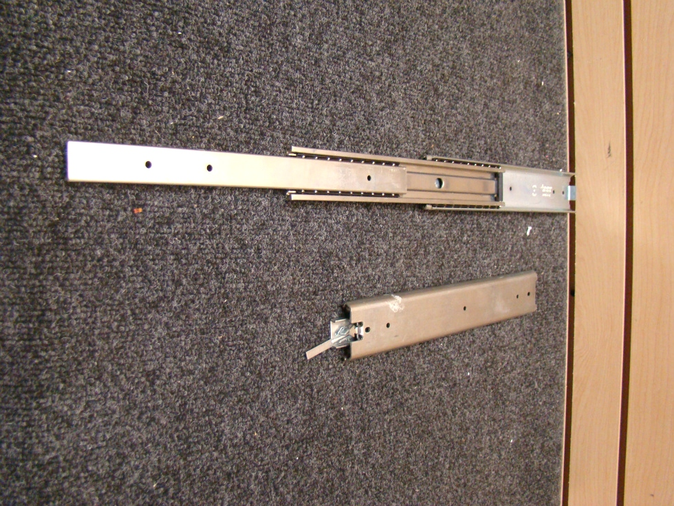 NEW RV OR HOME DRAWER TRACKS SIZE: 12 1/8 RV Interiors