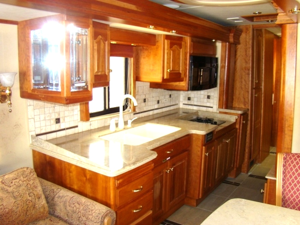 Rv Interiors Motorhome Interior Package For Sale 2007