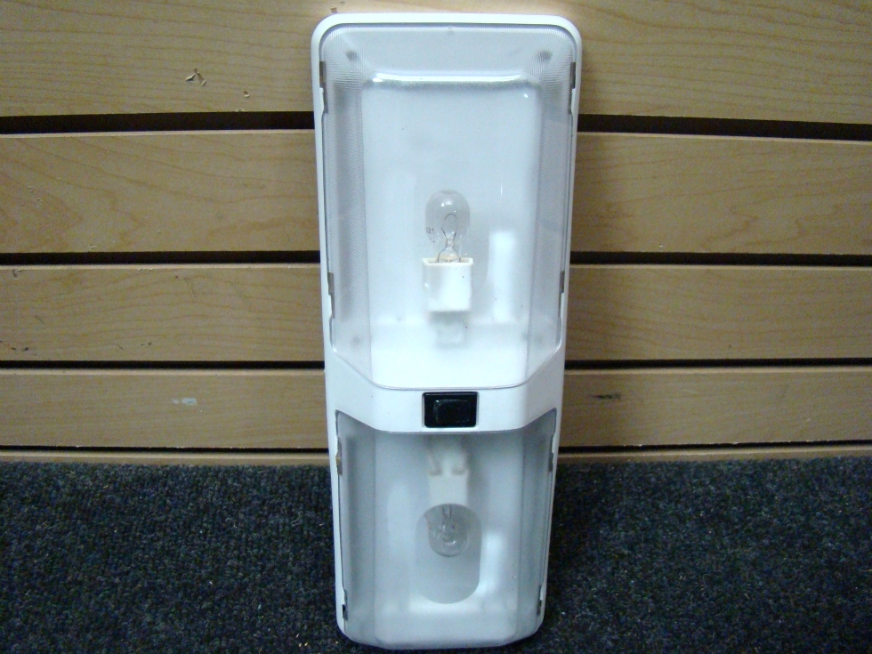 USED RV WHITE DOME LIGHT PANEL BY LUMINAIRE FOR SALE RV Interiors : rv luminaire lighting - www.canuckmediamonitor.org