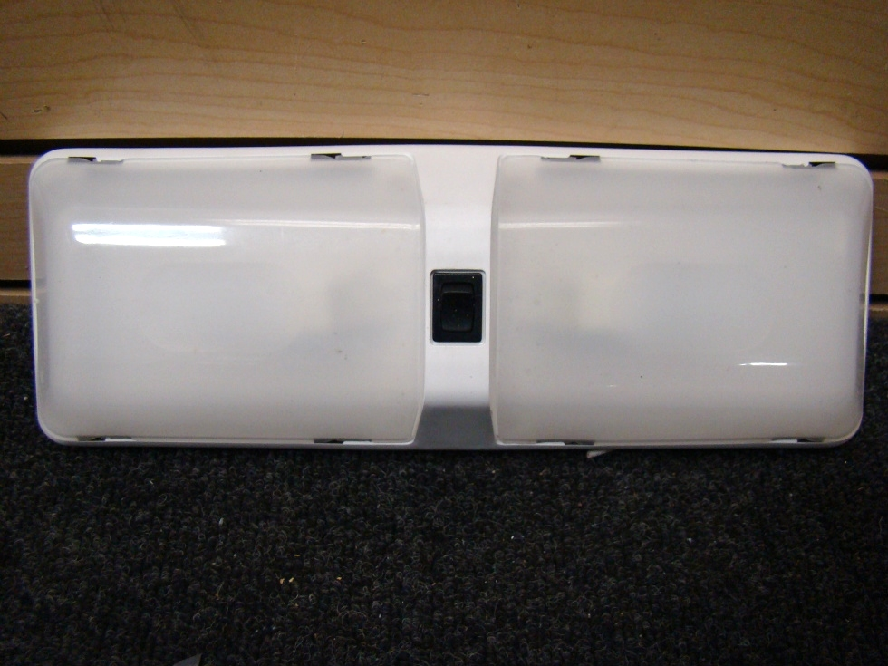 USED RV/MOTORHOME WHITE DOME LIGHT PANEL (CLOUDY LENS) FOR SALE RV Interiors