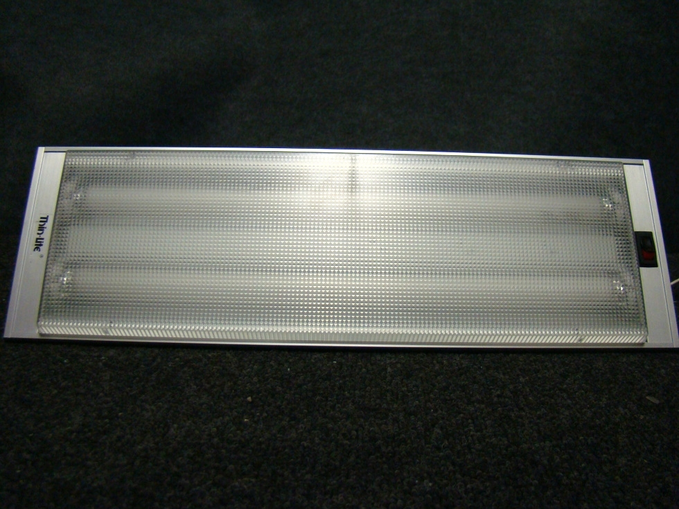 USED RV/MOTORHOME THIN-LITE CEILING MOUNT LIGHT (30 WATT) RV Interiors