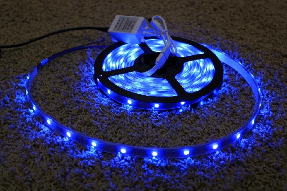 LED FLEXIBLE STRIP 2038RGB-KIT FOR SALE RV Interiors